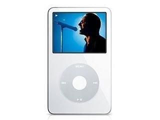 Apple iPod - 30GB - White [video playback] MA002FB/A