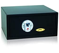 Godrej E-Bio Electronic Safe (Black)
