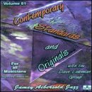 Vol. 81, Contemporary Standards & Originals With The David Liebman Group Play-Along (Book & CD Set)