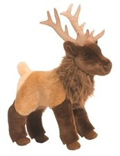 Elk Plush Stuffed Animal