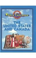 WORLD EXPLORER: UNITED STATES & CANADA 3RD EDITION STUDENT EDITION      2003C (Prentice Hall World Explorer)