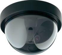 Caméra dôme 1/3 boîtier plastique Conrad