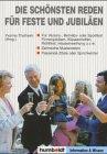img - for Die sch nsten Reden f r Feste und Jubil en book / textbook / text book