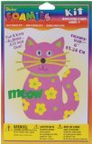 "Foam Kit-Makes 1-Kitty 6"" - 1"