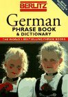 Berlitz German Phrase Book & Dictionary (2831508835) by [???]