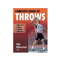 Buy Complete Book of Throws by Everything Track and Field