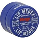 Blistex Lip Medex, .25-Ounce (Pack of 3)