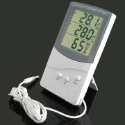 Indoor Thermometer with Hygrometer