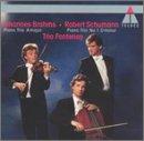 Brahms: Piano Trio in A Major / Schumann: Piano Trio No. 1 in D Minor