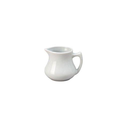 Vertex Cre-6-V Vista Collection 6 Oz. White Creamer - 24 / Cs