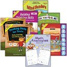 img - for Gifted and Talented Education (GATE) Grade 1 Test Prep Bundle book / textbook / text book
