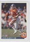 John Elway Denver Broncos (Football Card) 1992 Fleer #94