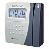 PTIEZ - Time/Attendance System,25 Bdgs,50Cable,Software,Silver/Blue