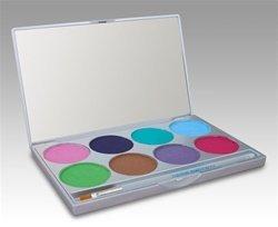 Paradise 8 Color Palette/Face Paint Kit (Pastel)