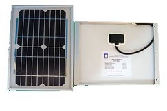 SGF-500-6 5 Watt Solar Panel for 6 Volt Battery System Charging by Solar Made