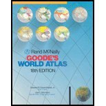 img - for Goodes World Atlas book / textbook / text book
