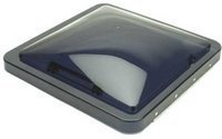 Fan-Tastic Vent COVER LEXAN SMOKE Vent Cover (Rv Parts Vent Covers compare prices)