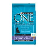 Detail image Purina ONE Indoor Advantage Hairball & Healthy Weight Management Formula for Cats