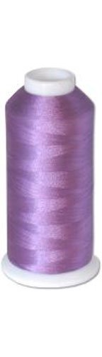 12-cone Commercial Polyester Embroidery Thread Kit - Violet MD P595 - 5500 yards - 40wt