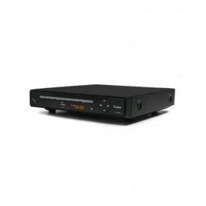 iView 103DV DVD Player with USB, Black