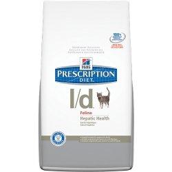 Hill's Prescription Diet L/d Feline (Dry)