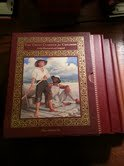 The Great Classics for Children (The Adventures of Tom Sawyer; The Adventures of Huckleberry Finn; Black Beauty, Three V
