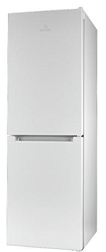 Indesit LI70 FF1 W Libera installazione 188L 86L A+ Bianco frigorifero con congelatore