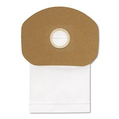 * Disposable Dust Bags For Sanitaire Commercial Backpack Vacuum, 10/Pack front-631292