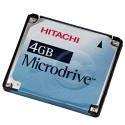I-O DATA CFMD-4G CF+ TypeII準拠 マイクロドライブ 4GB
