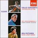 Elgar: Cello Concerto, Sea Pictures - Jacqueline Du Pre