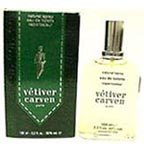 Vetiver Carven FOR MEN by Carven - 3.4 oz EDT Spray (New Packaging)