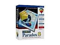Corel Paradox 8