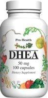 DHEA 50mg (50 mg, 100 petites capsules)