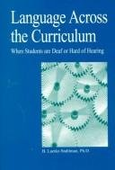 Language Across the Curriculum When Students Are Deaf or...