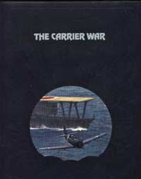 Image for The Carrier War (Epic of Flight)