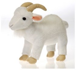 Fiesta Wild Animals Series 9'' Standing Goat - 1