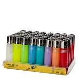 Clipper Lighter Flint Translucent 40 PACK