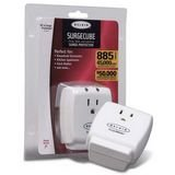 Belkin SurgeCube Surge Protector with 1 Outlet