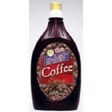 Foxs U-Bet Coffee Syrup, 20 Ounce -- 12 Per Case.