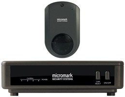 Micromark MM80111 Wireless Black & White CCTV Camera Kit.