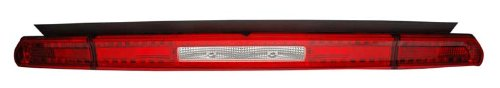 Dodge Challenger 08-10 Led Tailights Red/Clear 3 Pcs - (Sold In Pairs)