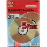 Easy Line DVD/DVD-Rom Box [5 DVDs]
