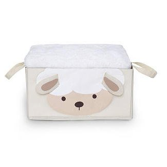 Little Boutique Animal Face Tote - Sheep