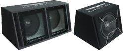 Hifonics TX 12 Reflex Auto-Lautsprecher