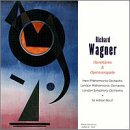 Richard Wagner Overtures and Preludes (New Po, Lpo, Lso, Boult)