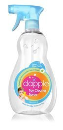Dapple Natural Surface Cleaner For Highchairs - Toys & More - 16.9 Oz