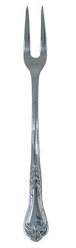 Update International Cr-13Fk Crown Series Stainless Steel Serving Fork, 13-Inch