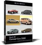 Dosch 3D: Concept Cars 2008 front-188646