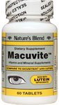 Macuvite with Lutein 60 Tabs