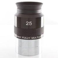 Explore Scientific Wide Angle 25mm 70 Degree Eyepiece, 2.0 inch Barrel